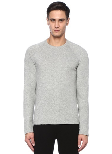 James Perse Sweatshirt Gri